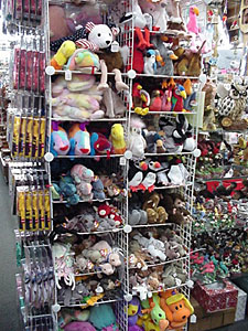 New Beanie Babies at the Country Barn in Pigeon Forge, Tennessee - Smoky Mountains